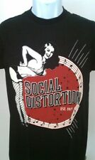 SOCIAL DISTORTION NEW BAND T-SHIRT SM-XL SM MED LG XL