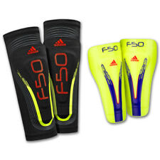 adidas F50 ProLite 2011 - 2012 Shin Guard Slip Shield Yellow / Purple / Black