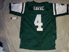 BRETT FAVRE NEW YORK JETS YOUTH PREMIER JERSEY
