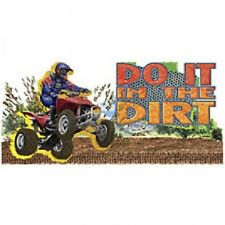 DO IT IN THE DIRT ATV  T-SHIRT ALL SIZES AND COLORS (306)