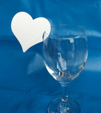 12 HEART Place Cards / Table Decorations Beautiful Addition For Any Occassion