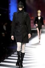 new RRP $200 WITCHERY BLACK TRENCH JACKET COAT