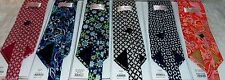 Vera Bradley Silk Unisex Neck Tie Men Woman Teens Gifts Use in Any Occasion
