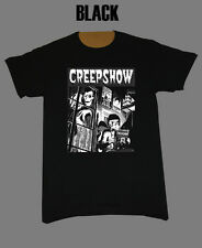 Creepshow horror on black  T Shirt