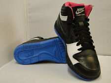 NIKE COURT FORCE HI WOMENS HI TOPS BLK/PINK/BLU RRP70