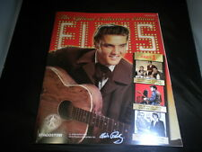 Elvis Deagostini Official Collector's Magazine - Issue 1 to 30