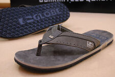 Globe BASE Choco/Tan - Men's Sandals Flip Flops FREE SHIPPING New With Tags!