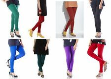 92% Cotton Thick Churidar Leggings Salwar For Kurti Top Tunic Kameez Women Wear