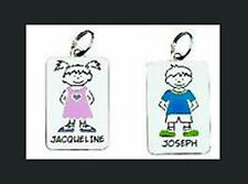 Personalized Name Tags by Ganz