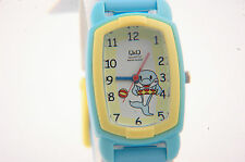 Children's  Time Teacher Watch Water Resistant 10 Bar with funny design
