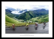 Tour de France Col de la Croix Cycling Photo Memorabilia (669)