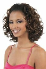 TIO-16 BY MOTOWN TRESS 2 IN 1 HALF WIG & PONYTAIL SYNTHETIC CURLY HAIR