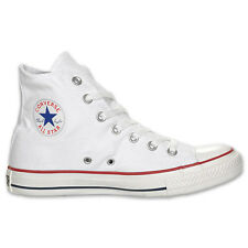 Converse Chuck Taylor All Star Optical White Hi Top Sneaker Size 3.5-14