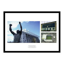 Leeds United - Elland Road Stadium Montage Photo Memorabilia (LUER1)