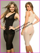 Post Partum Garment, Post Liposuction Girdle, Firm Compression Body Shaper Capri