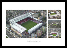 West Ham United - Upton Park Football Stadium Aerial Photo (FIWHUM)