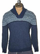 AUTH $195 Lacoste Men's Wool Blend Winter Sweater