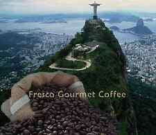 Brazillian Decaffeinated Coffee Beans 100% Arabica Bean or Ground Coffee