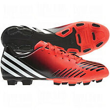 adidas Predito LZTRX FG 2012 Soccer Shoes Orange/White/Black New  KIDS- YOUTH