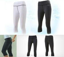 Womens Compression Training Tight  Pants Cool Leggings Skirt Slim cooling effec