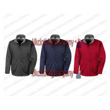 Result Core Soft Shell Jacket - Waterproof and Breathable - Fleece Lining