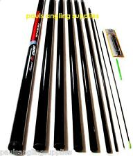 Shakespeare Omni 8m Take Apart Fishing Pole ELASTIC FITTED + Pole rig