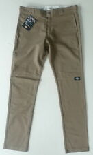 Dickies - Skinny Leg - Double Knee - Tabaco - Work Pant (WP811) - NWT