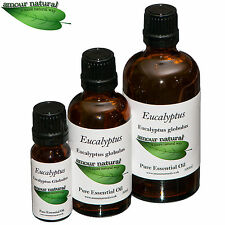 Eucalyptus Essential Oil 100% Pure & Natural Choose Size 10ml 50ml 100ml
