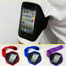 Running Exercise Gym Strap ArmBand Case Pouch for iPhone 5s 5c SE iPod Touch 5 6