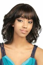 SK-ZOEY BY MOTOWN TRESS SYNTHETIC SIMPLE CAP WIG BACK FLIP CURL STYLE