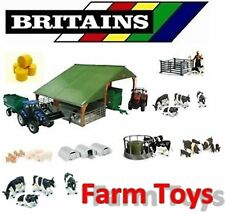 Britains Farm Toys Animals & Accessories 1:32 Scale Model Toy Farmyard Packs