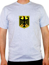 GERMAN EAGLE CREST SHIELD - Germany / International Themed Men's T-Shirt