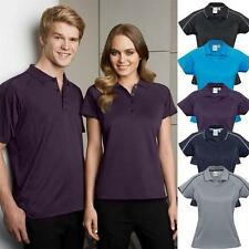 Ladies Blade Cotton-Rich Polo Shirt Casual Office Club Sports Top Jersey P303LS