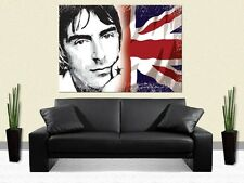PAUL WELLER - THE JAM - MODS - POSTER on Silk Photo Paper - Choose Size & Colour