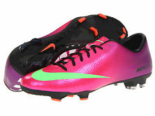 Nike Mercurial Victory IV FG 2013 Soccer SHOES Brand New Purple / Pink
