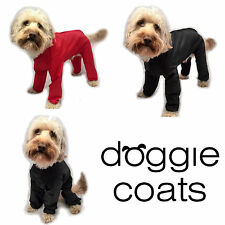 Trouser Suit Luxury Waterproof Dog Rain Coat Onesie All Sizes and Colours