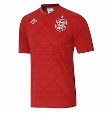 Authentic England Home Goalkeeper Shirt 2012- 2013 Short Sleeve, Age: 13/14yrs