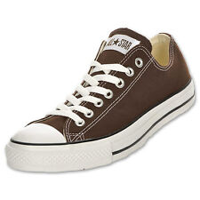 Converse Chuck Taylor Chocolate (brown) Low Top Canvas New In Box