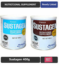 Sustagen Vanilla or Chocolate Powder Nutritional Supplement 400g