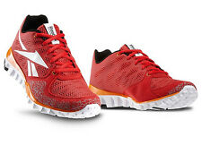 Reebok RealFlex Transition 2.0 - Youth, Color - Red/White/Grey/Nacho/Black