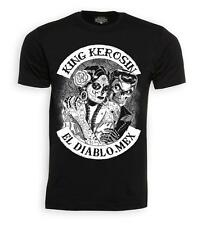 "King Kerosin T- Shirt "" El Diablo.Mex  """