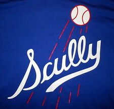 DODGERS VIN SCULLY T SHIRT - WORK - OBEY - THE HUNDREDS - CROOKS AND CASTLES