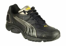 Puma Axis Hahmer Mens Non Marking Trainers Textile Synthetic Lace Up Footwear