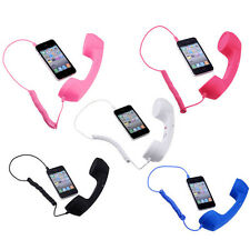 For ipad itouch iphone3GS iphone4 iphone4S COOL 3.5MM RETRO COCO PHONE HANDSET