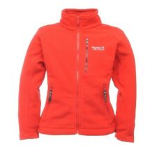 Regatta Marlin Fleece Jacket Zip Top. Girls Boys Junior Age 3 - 15 yrs