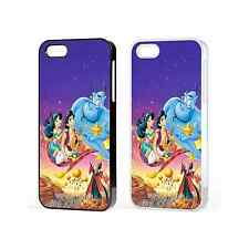 Walt Disney Jasmine Aladdin Iphone 4 / 4s / 5 - Black or White Hard Case Jinny