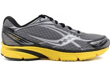 Saucony Progrid Mirage 2 Grey Yellow 20151-2 Mens New Athletic Running Shoes