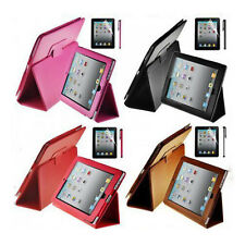 Magnetic iPad 1 1st Generation PU Leather Case Cover with Build in Stand 6 Color