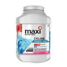 Maximuscle Cyclone 1.2kg | Free Deliver maxi nutrition new name