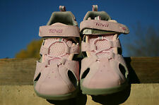 Kids TEVA DOZER PINK Water Hiking Beach Walking River Sandals ALL SIZES YOUTH